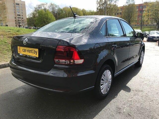 Прокат авто Volkswagen Polo АКПП 2018 г. - фото 2