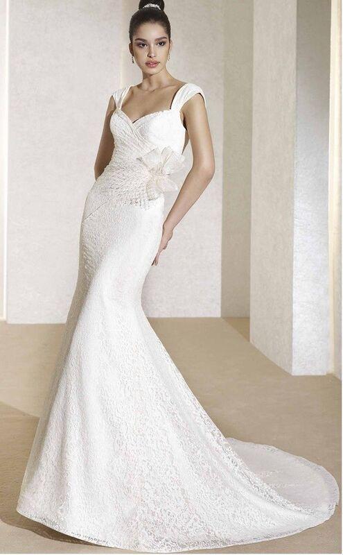 Свадебное платье напрокат Novia D'Art Платье свадебное Bari - фото 1