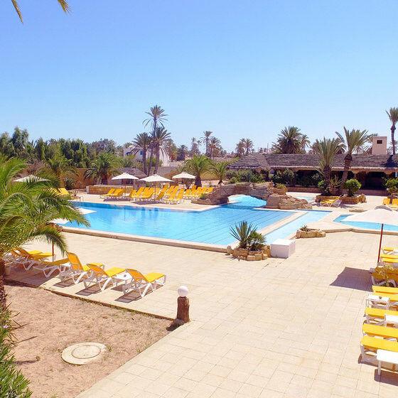 Туристическое агентство Голд Фокс Трэвел Пляжный aвиатур в Тунис, Джерба, Dar El Manara Djerba Aparts And Hotel 3* - фото 1