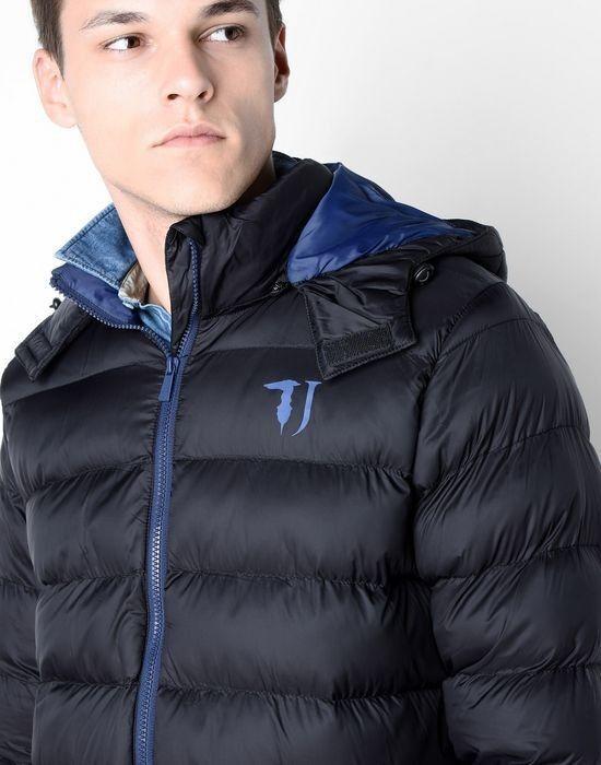 Верхняя одежда мужская Trussardi Пуховик мужской 52S63 _510069 - фото 4