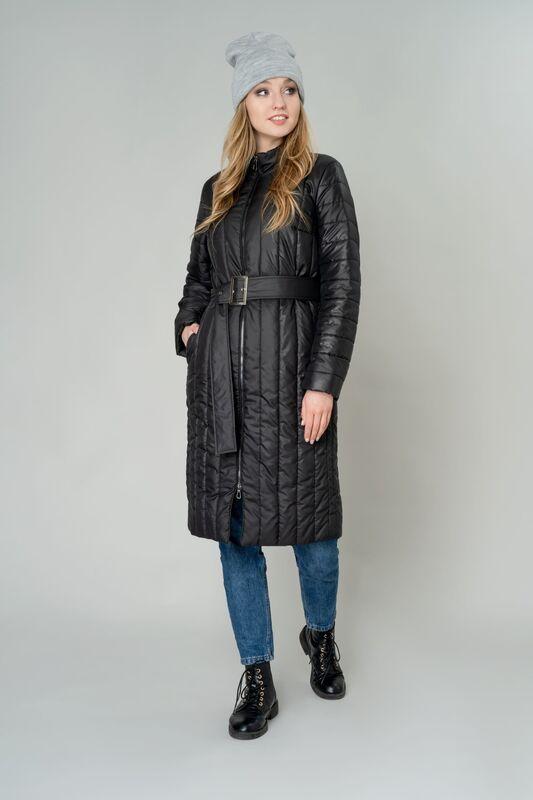 Верхняя одежда женская Elema Пальто женское плащевое утепленное 5-9629-1 - фото 1