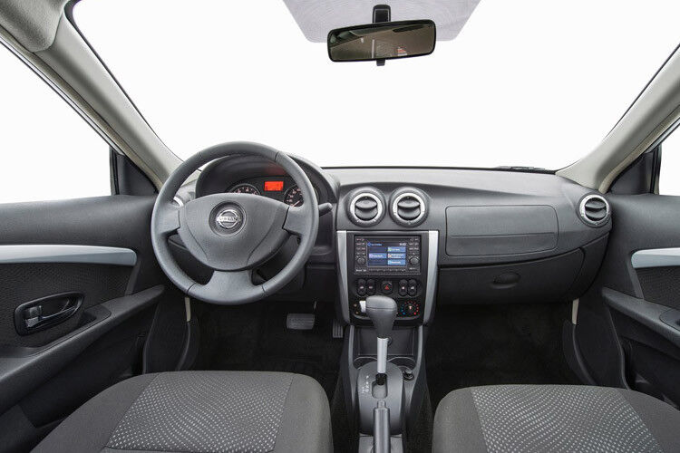 Прокат авто Nissan Almera 2019 AT - фото 6