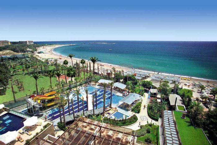 Туристическое агентство Куда? Подальше! Пляжный авиатур в Турцию, Аланья, Sealife Buket Beach Hotel 5* - фото 1