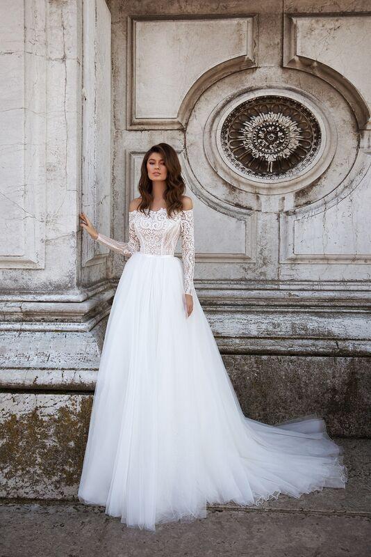 """Свадебное платье напрокат ALIZA свадебное платье  """"Orssy"""" - фото 2"""