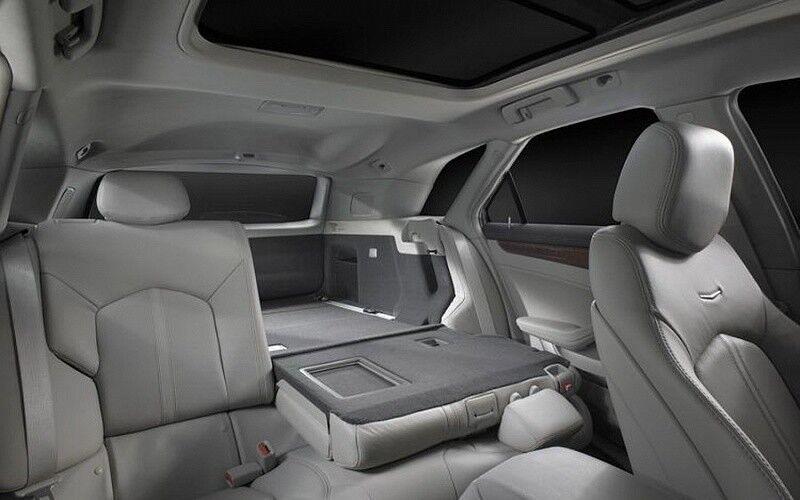 Прокат авто Cadillac SRX II - фото 4