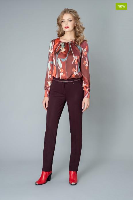 Кофта, блузка, футболка женская Elema Блузка женская 2К-9090-1 - фото 1