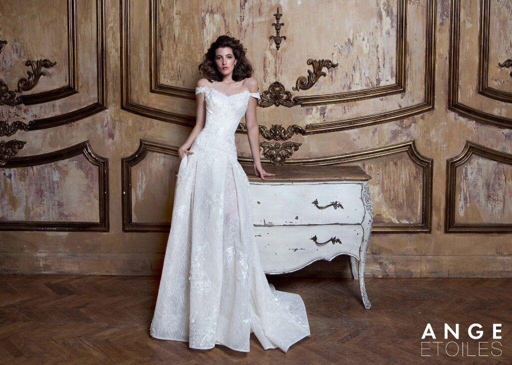 Свадебное платье напрокат Ange Etoiles Платье свадебное Charm 2017 Marika - фото 1