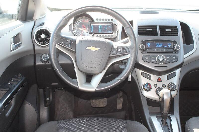 Аренда авто Chevrolet Aveo II 2013 г.в. - фото 3