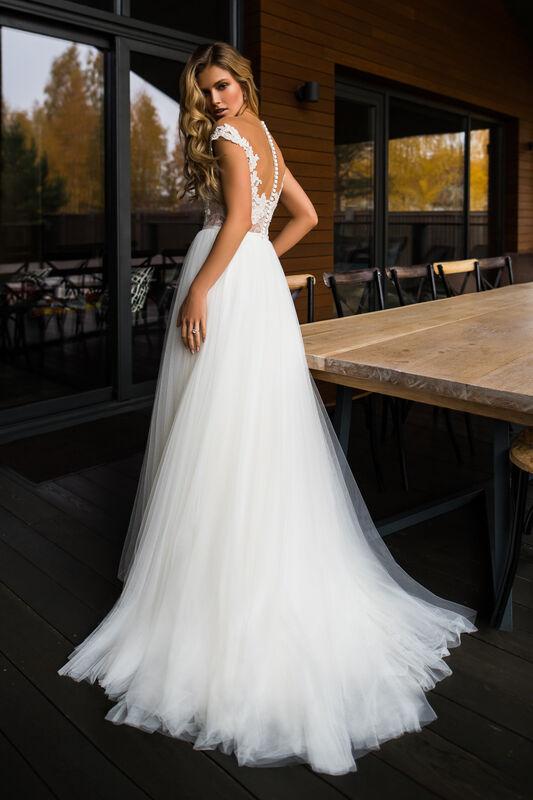 Свадебный салон Florence Свадебное платье Adore - фото 3