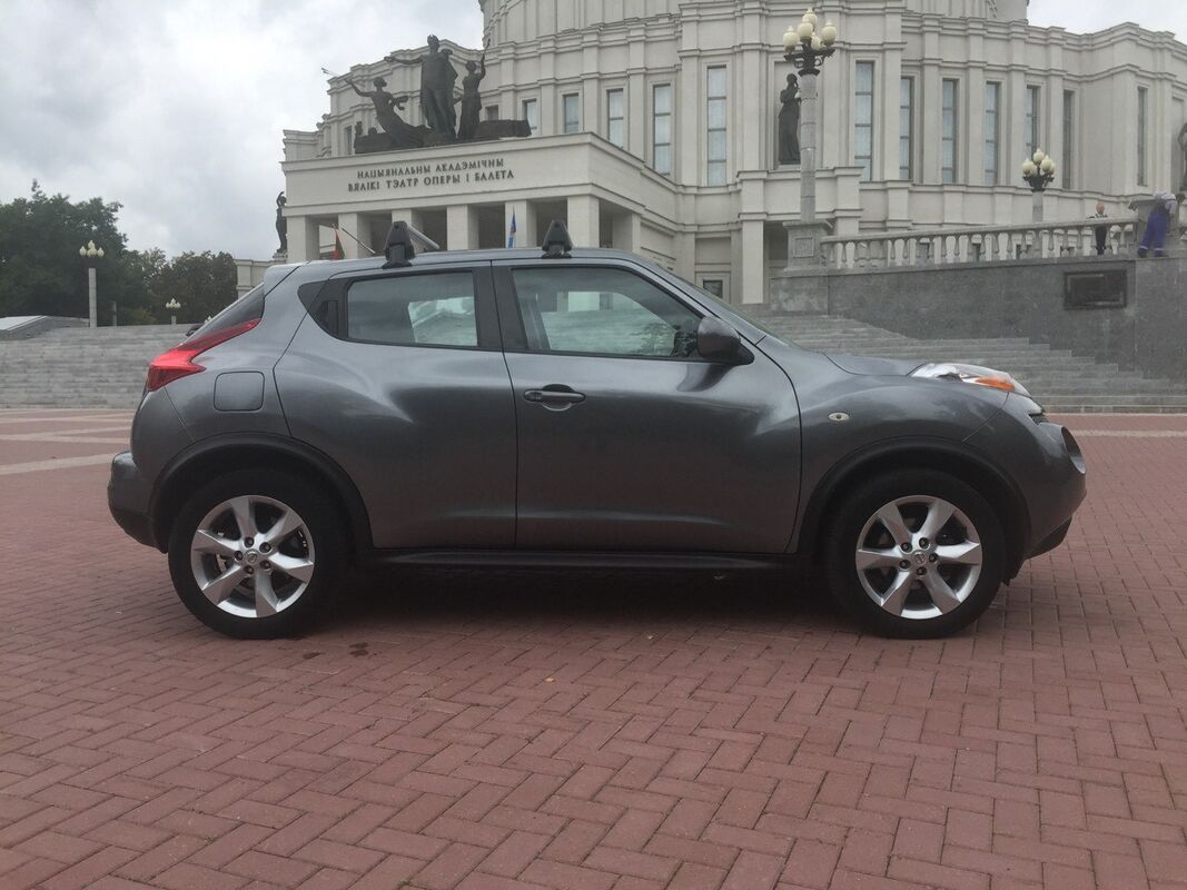 Прокат авто Nissan Juke Dark Gray - фото 4