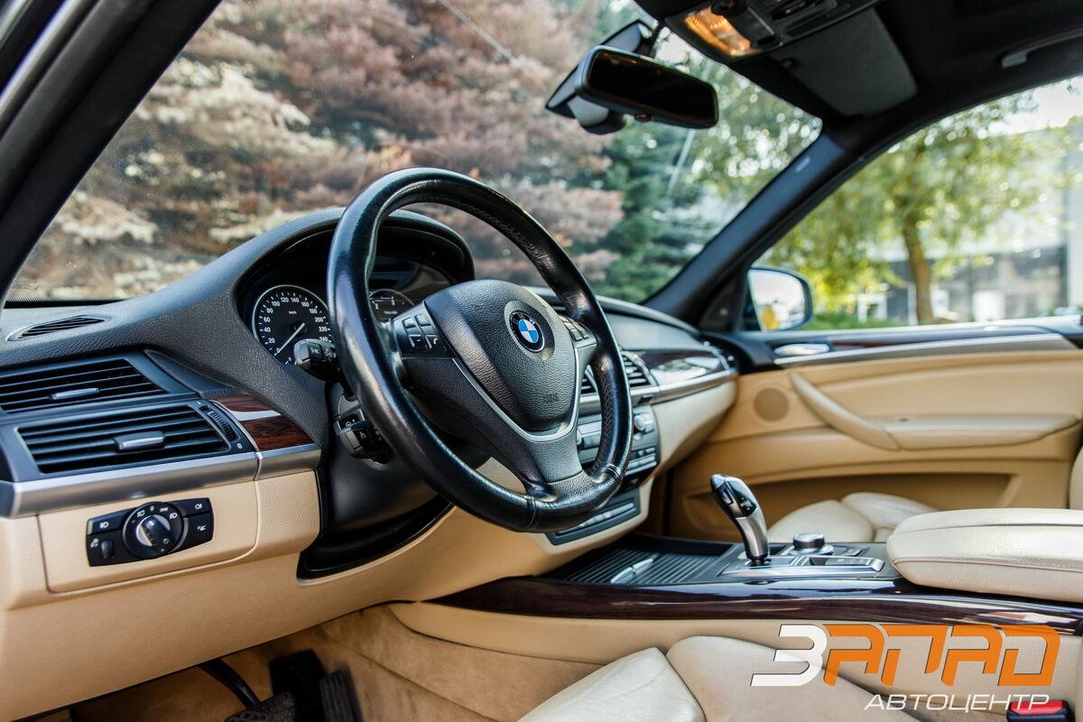 Прокат авто BMW X5 (кузов E70) 2009 - фото 3