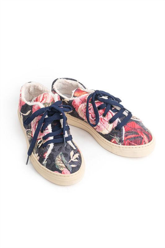 Обувь детская Monnalisa Полуботинки для девочки 878002 8610 5643 - фото 2