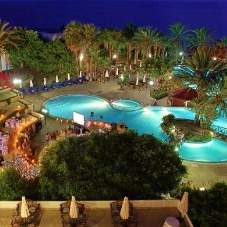 Туристическое агентство Вокруг Света Пляжный тур на Кипр, Пафос, Azia Resort and Spa 5* - фото 1