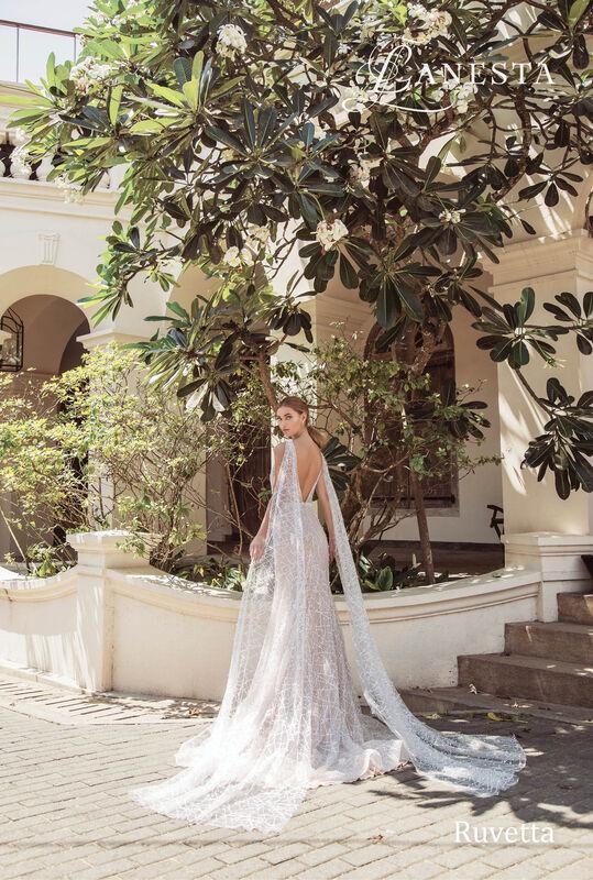 Свадебный салон Lanesta Свадебное платье Ruvetta - фото 2