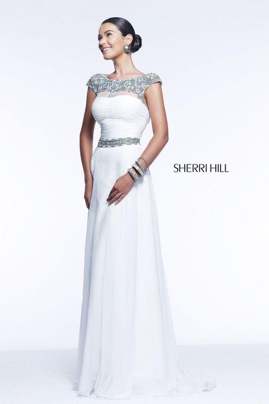 Вечернее платье Sherri Hill Вечернее платье 21272 - фото 8