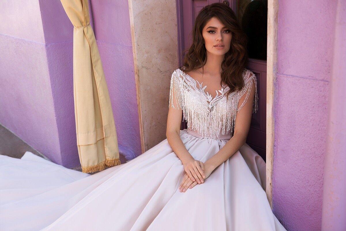 """Свадебный салон ALIZA свадебное платье  """"Fluvey"""" - фото 4"""
