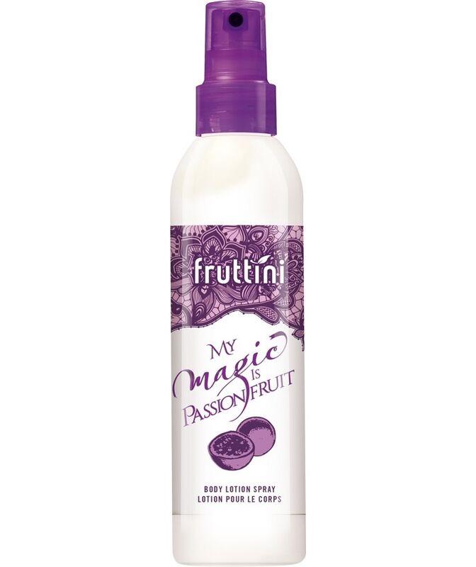 Уход за телом Fruttini Спрей-лосьон для тела «Маракуйя» SEDUCTIVE Passionfruit - фото 1