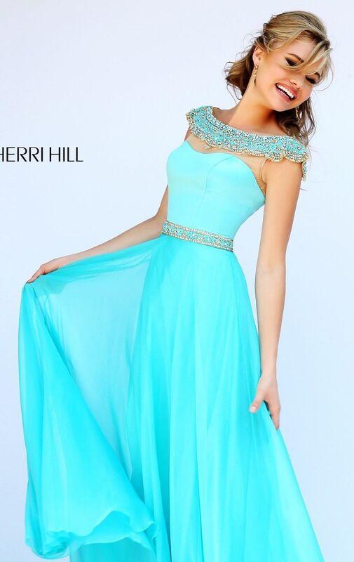 Вечернее платье Sherri Hill Вечернее платье 32220-1 - фото 1