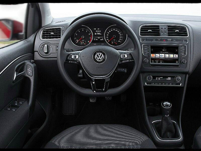 Прокат авто Volkswagen Polo 2016 г.в. - фото 4