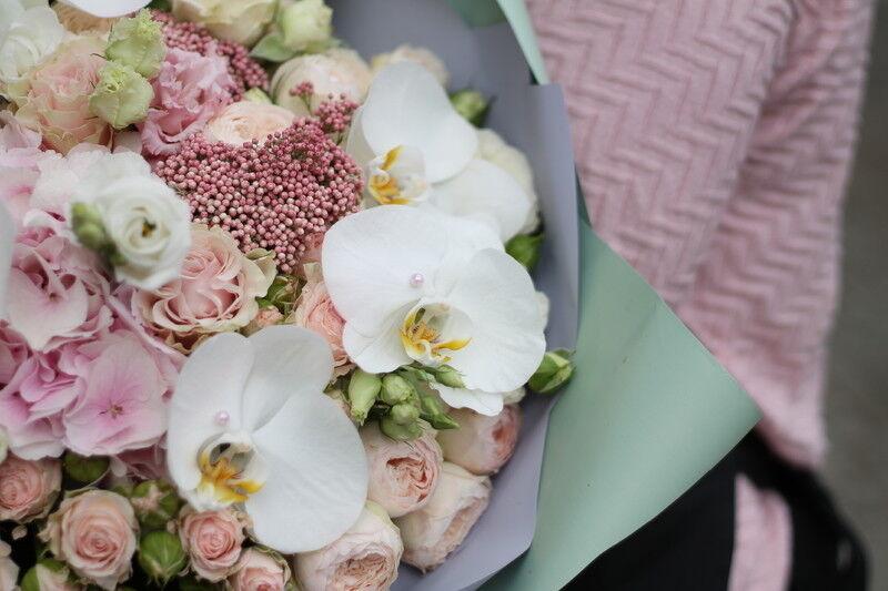 Магазин цветов Cvetok.by Букет «Рассвет» - фото 3
