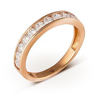 Ювелирный салон Эстет Обручальное кольцо 01к114829 - фото 1