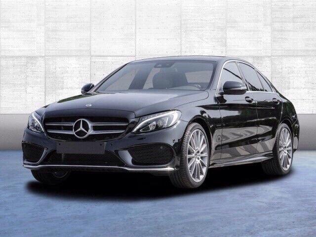 Прокат авто Mercedes-Benz C220 W205 - фото 1