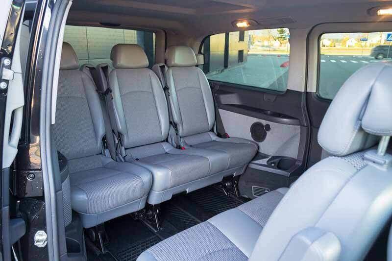 Прокат авто Mercedes-Benz Viano 2011 - фото 7