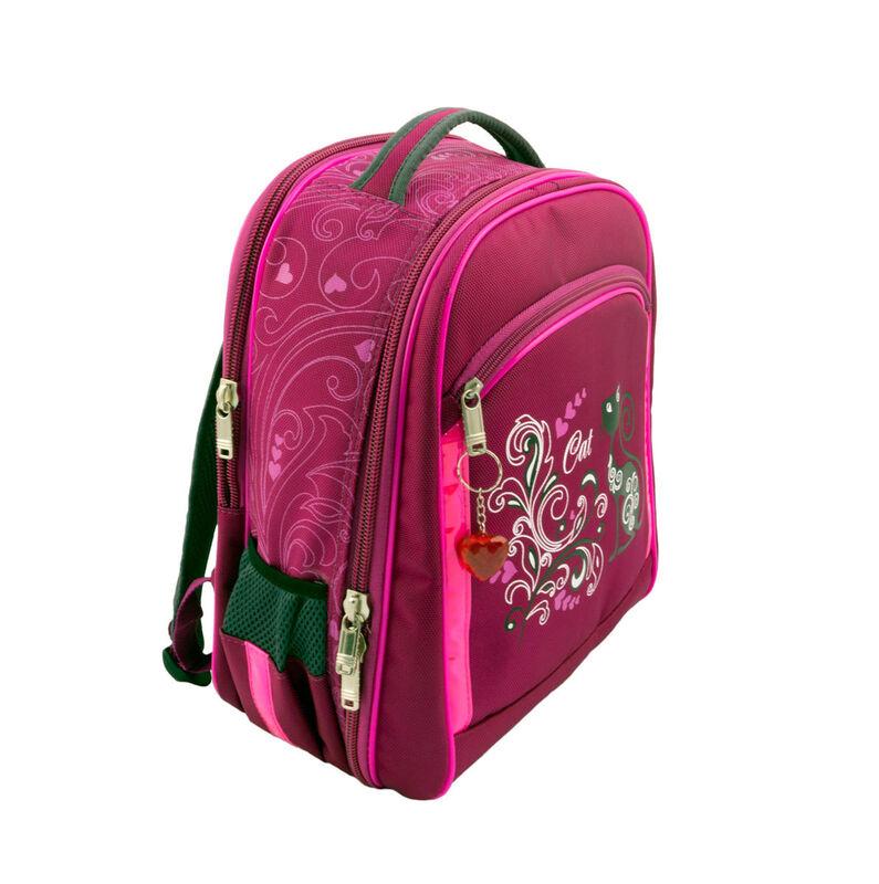 Магазин сумок Sandlex Рюкзак школьный «Котик» 429М - фото 2