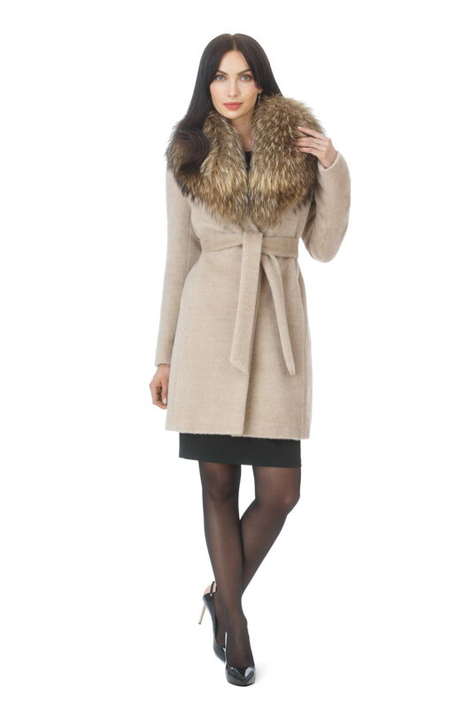 Верхняя одежда женская Elema Пальто женское зимнее Т-6570(2017) - фото 1
