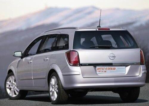 Прокат авто Opel Astra 2008 - фото 4