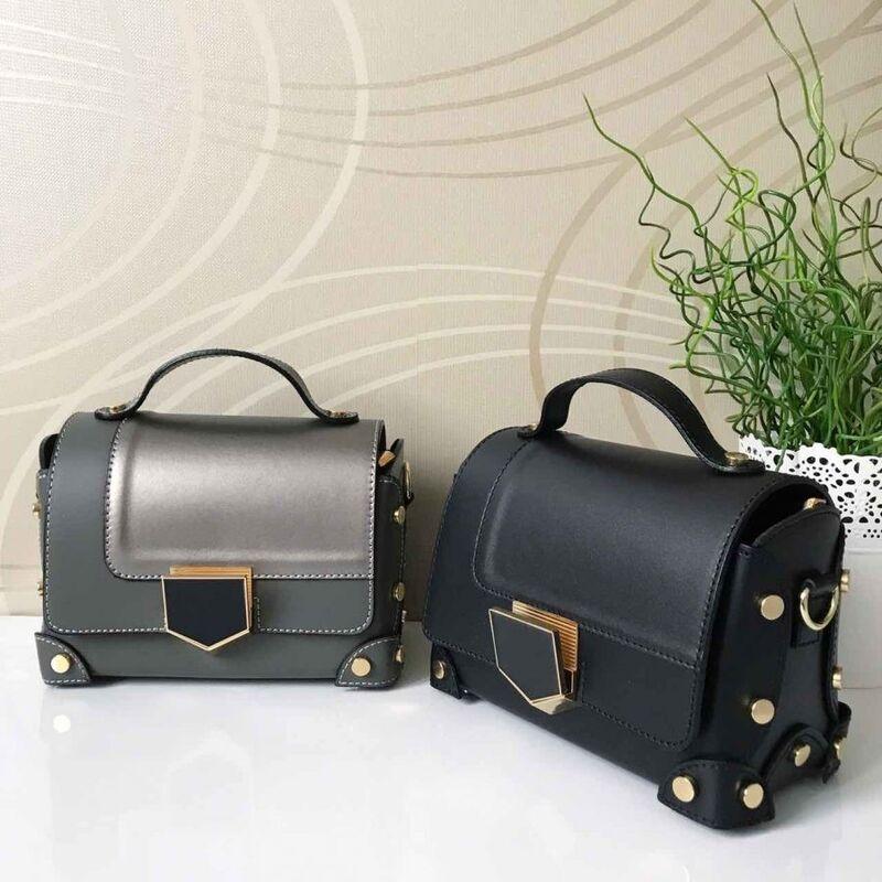 Магазин сумок Vezze Кожаная женская сумка С00217 - фото 1