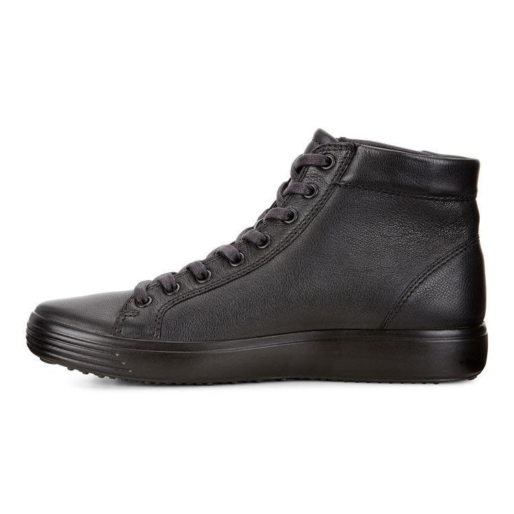 Обувь мужская ECCO Кеды высокие SOFT 7 430134/59075 - фото 2