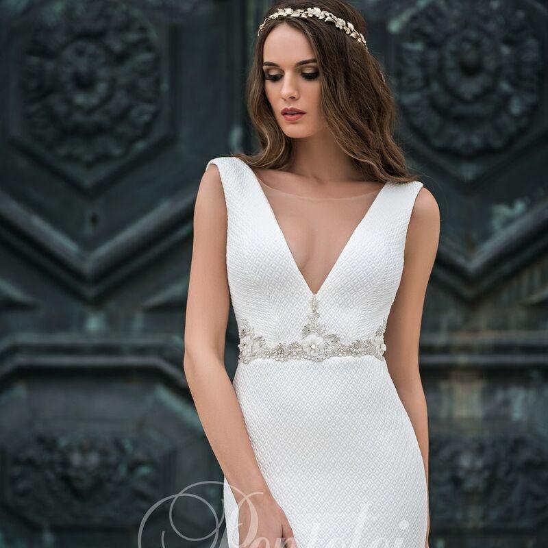 Свадебное платье напрокат Lavender Свадебное платье Соблазн - фото 1