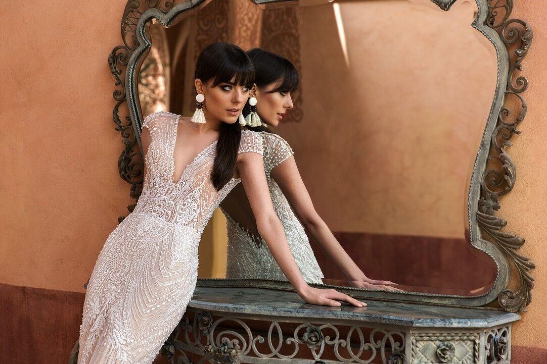 Свадебный салон Crystal Свадебное платье Liberty - фото 4