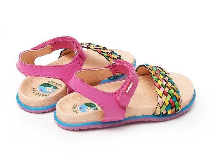 Обувь детская Pablosky Туфли летние для девочки 443783 - фото 2
