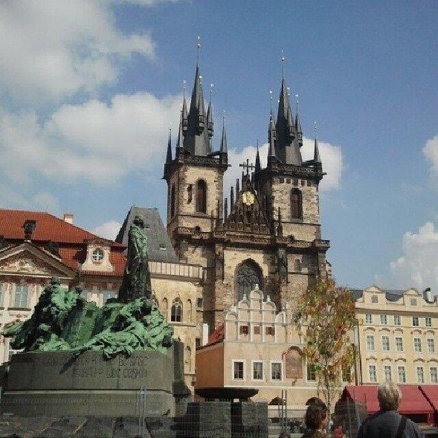 Туристическое агентство Голубой парус Автобусный экскурсионный тур «Сказочная Прага» - фото 2