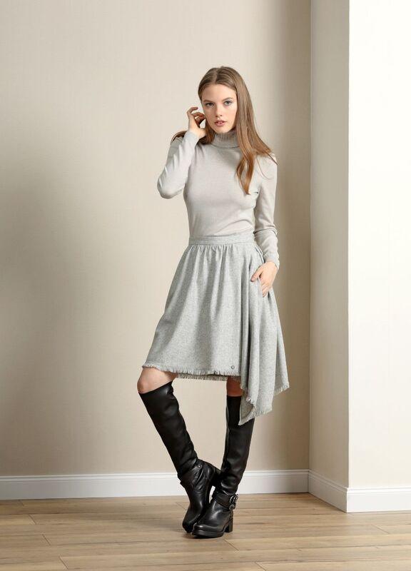 Кофта, блузка, футболка женская Burvin Свитер женский 5820 - фото 1