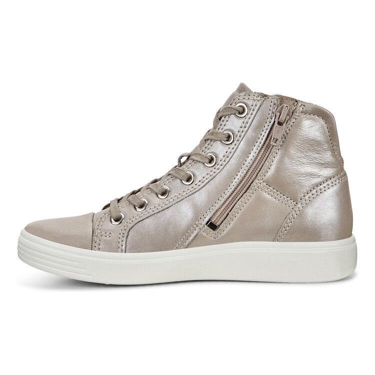 Обувь детская ECCO Кеды высокие S7 TEEN 780003/59146 - фото 2