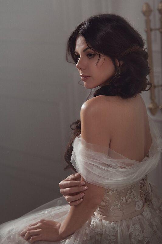 Свадебное платье напрокат Артемида Платье свадебное Consuelo - фото 3