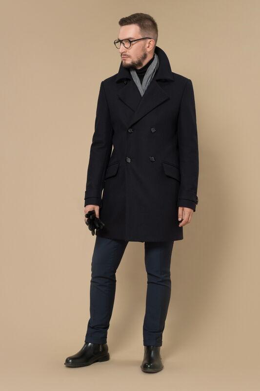 Верхняя одежда мужская Etelier Пальто мужское демисезонное 1М-8651-1 - фото 1
