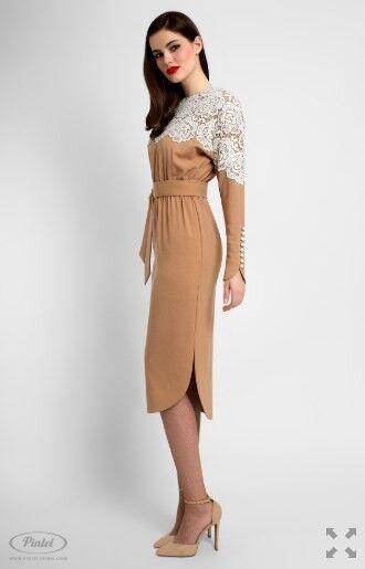 Платье женское Pintel™ Платье Myrtoö - фото 2