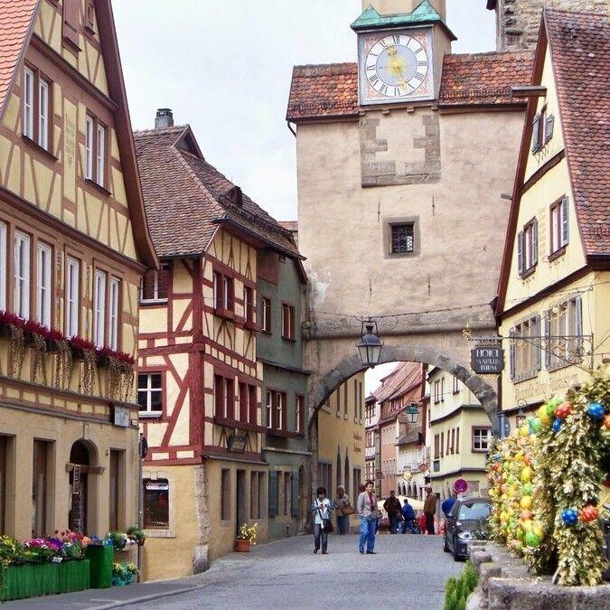 Туристическое агентство Топ-тур Автобусный экскурсионный тур «Путешествие по Баварии» - фото 1