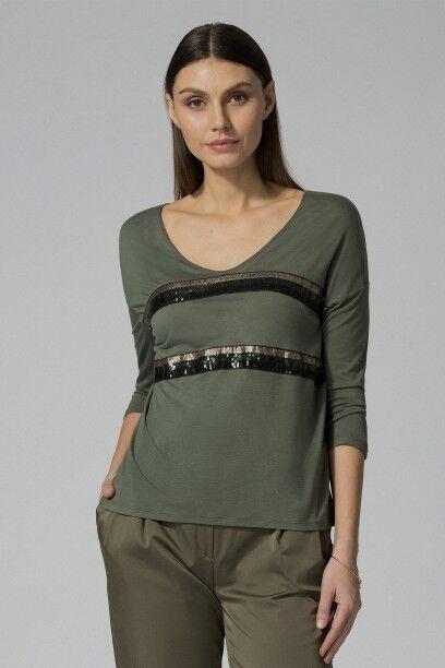 Кофта, блузка, футболка женская Elis Блузка женская арт. BL0151K - фото 3