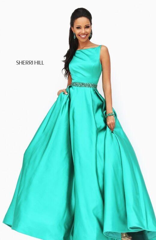 Вечернее платье Sherri Hill Вечернее платье 50502 - фото 1