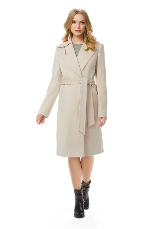 Верхняя одежда женская Elema Пальто женское демисезонное Т-6703 - фото 1
