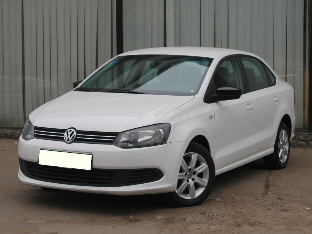 Аренда авто Volkswagen Polo 2010 г.в. - фото 1