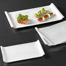 Подарок Ritzenhoff & Breker Блюдо-поднос прямоугольное, фарфор, серия «Nikkon», 960 - фото 1