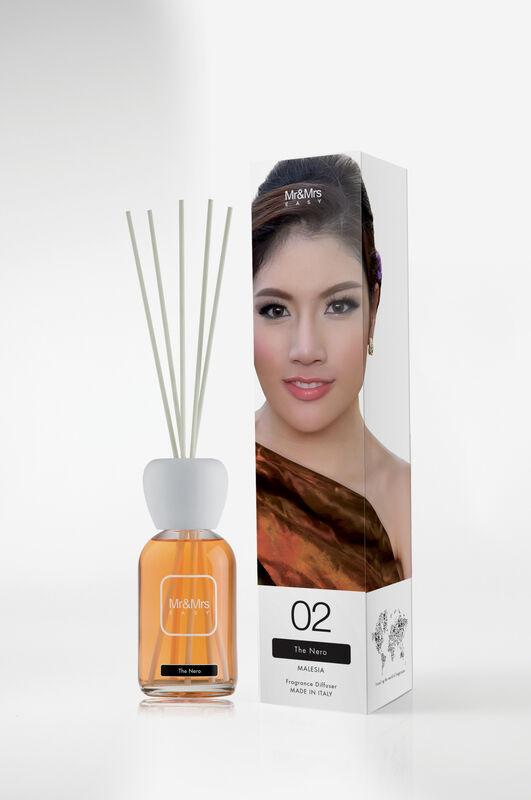 Подарок на Новый год Mr & Mrs Fragrance Аромадиффузор с палочками «Easy», 250 мл - фото 2