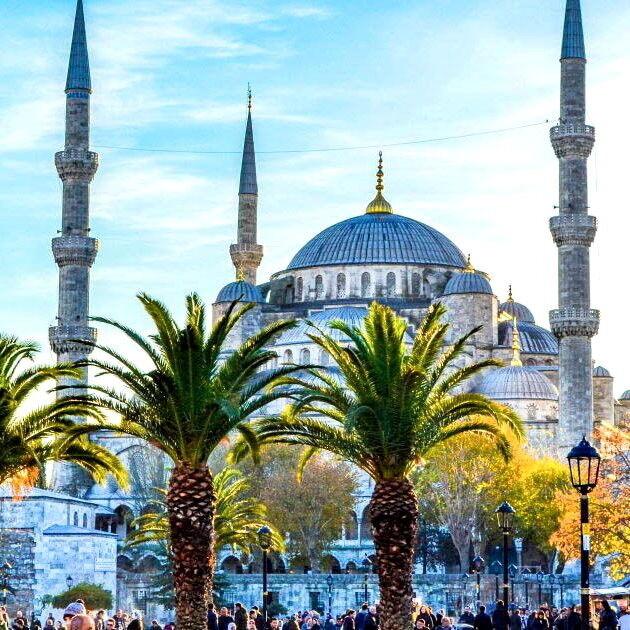 Туристическое агентство Внешинтурист Комбинированный автобусный тур TK1 «Мистическая Трансильвания и сказочный Стамбул» + отдых в Турции - фото 2