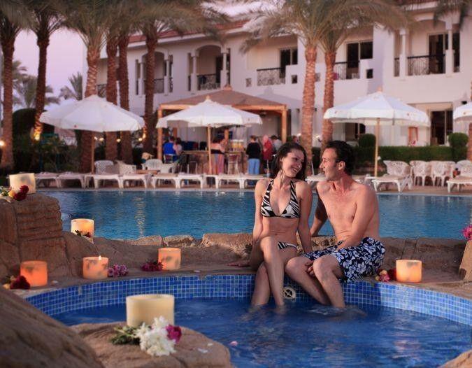 Туристическое агентство Санни Дэйс Пляжный авиатур в Египет, Шарм-Эль-Шейх, Xperience St. George Homestay 4* - фото 4